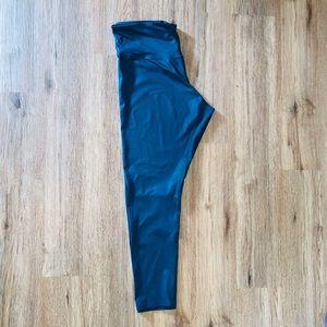 Icy Blue Activewear Leggings